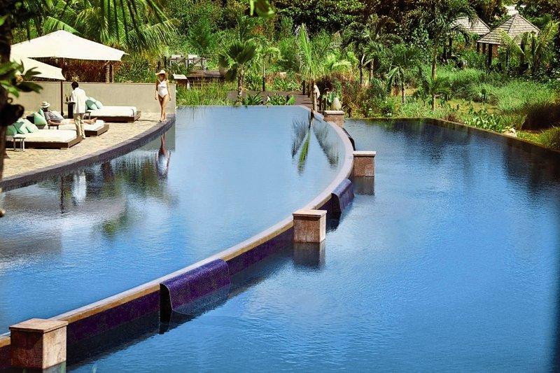 Raffles SeychellesPool