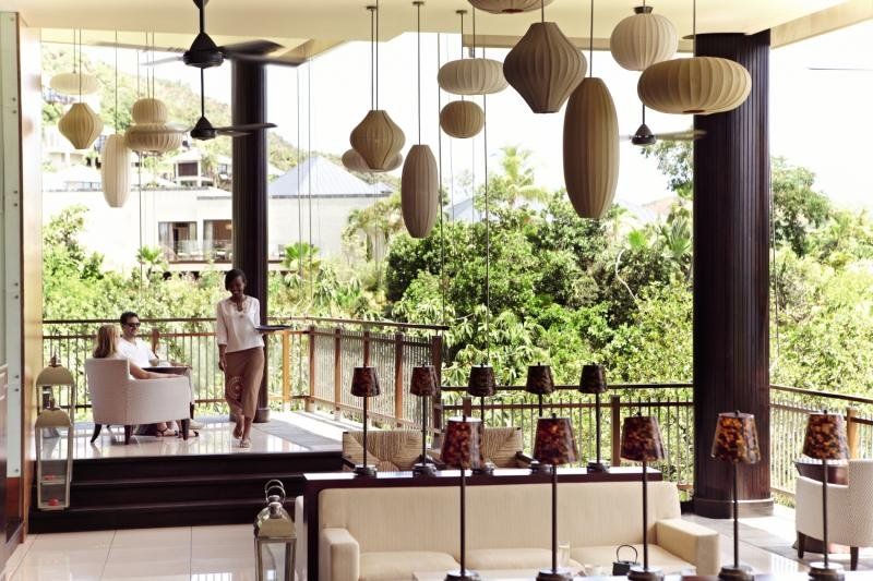 Raffles SeychellesRestaurant