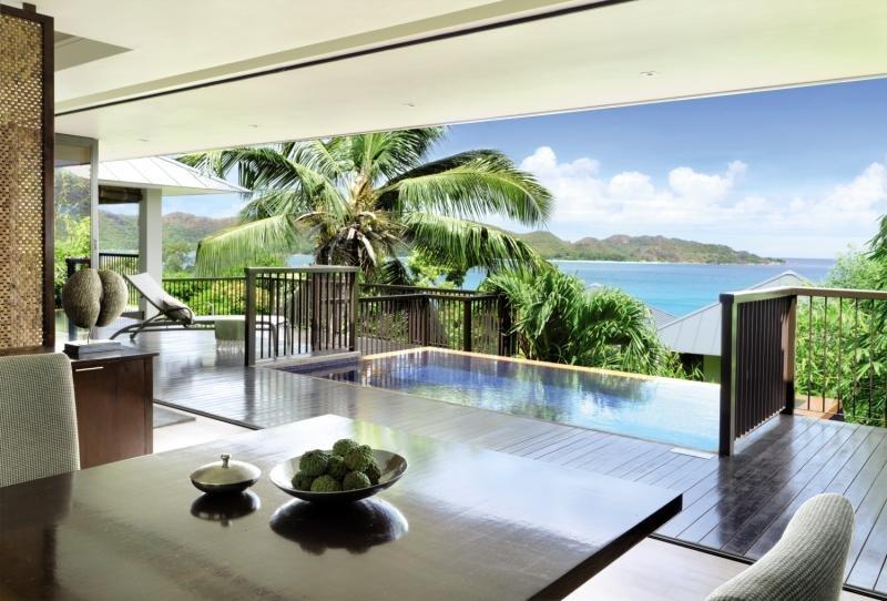 Raffles SeychellesHallenbad