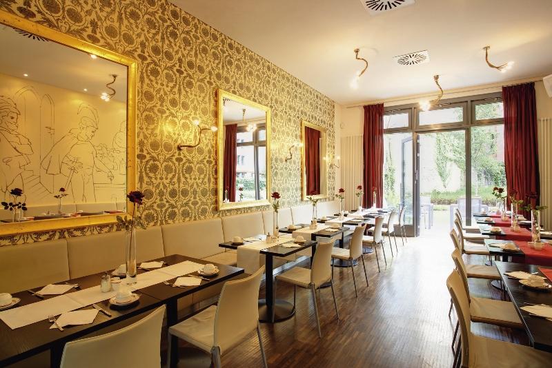Arcona LIVING GOETHE87Restaurant