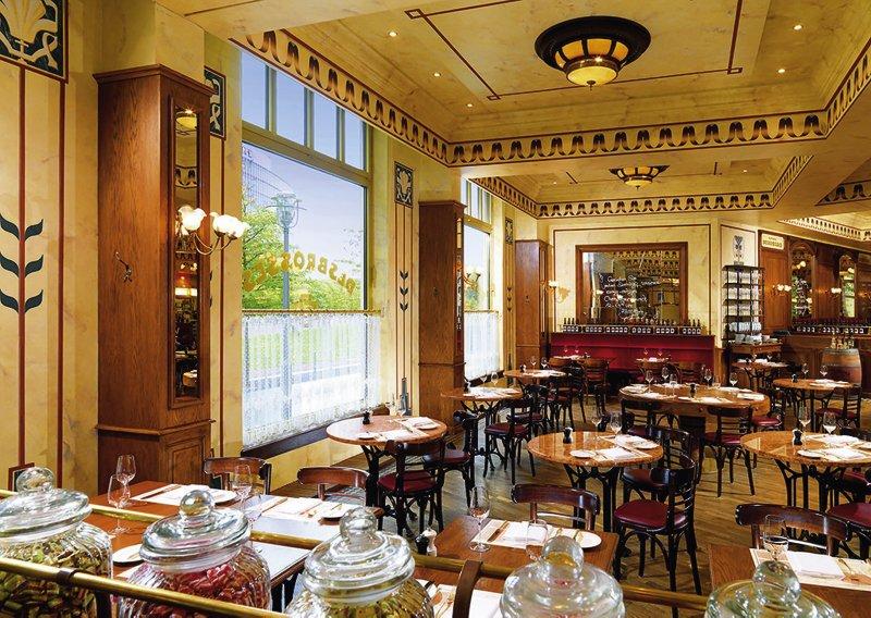 The Ritz Carlton BerlinRestaurant