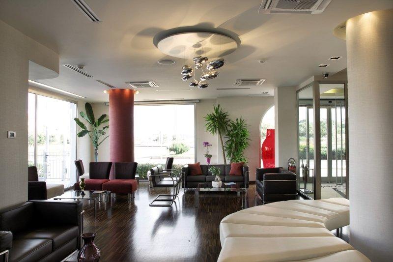 Jazz HotelLounge/Empfang