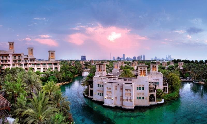 Madinat Jumeirah Dar Al MasyafAuߟenaufnahme