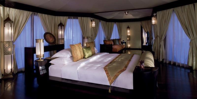 Al Wadi Desert, a Ritz-CarltonWohnbeispiel