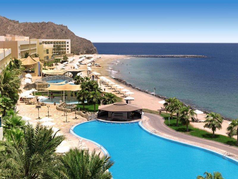 Radisson Blu Resort FujairahAuߟenaufnahme