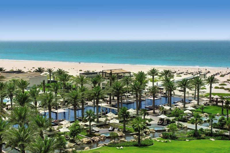 Park Hyatt Abu Dhabi Hotel & VillasGarten