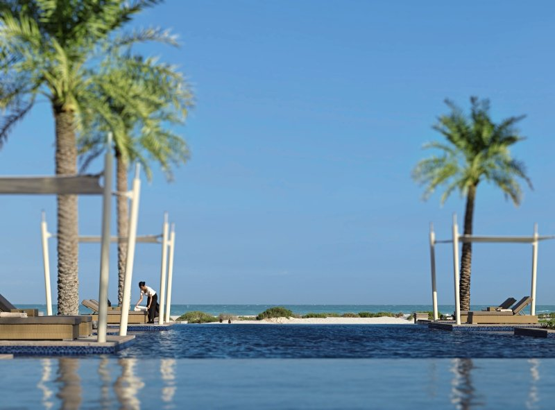 Park Hyatt Abu Dhabi Hotel & VillasPool