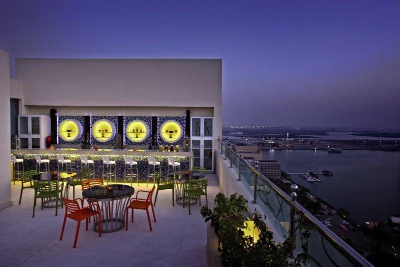 Doubletree by Hilton Ras Al KhaimahTerasse