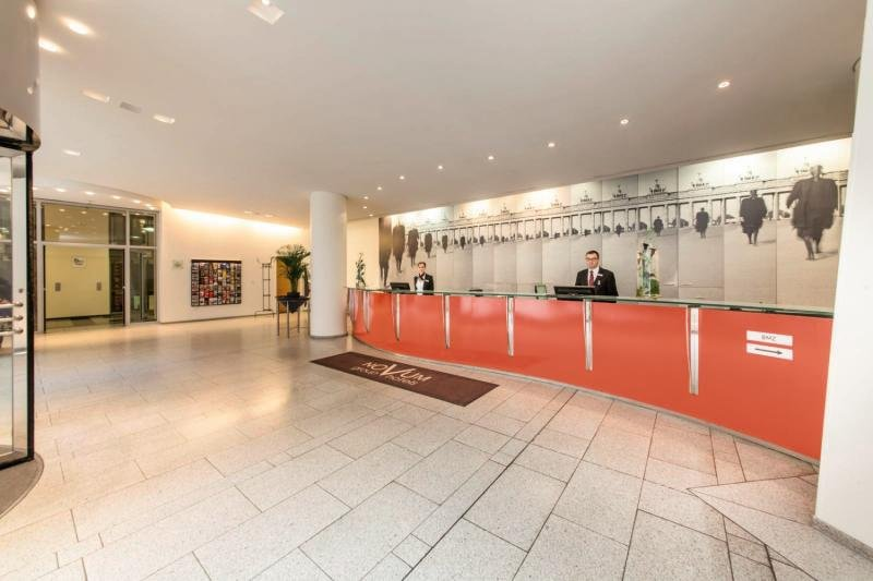 Select Hotel Berlin OstbahnhofLounge/Empfang