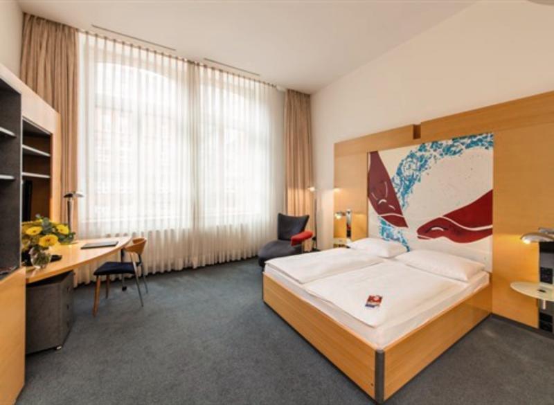 Select Hotel Berlin OstbahnhofWohnbeispiel