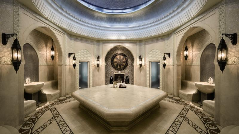 Emirates Palace Abu DhabiWellness