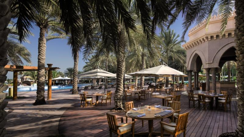 Emirates Palace Abu DhabiRestaurant