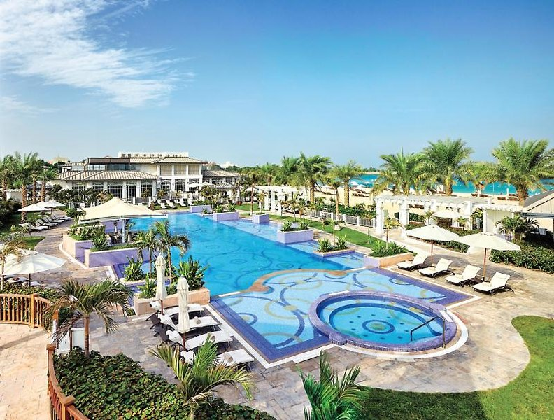 The St. Regis Abu DhabiPool