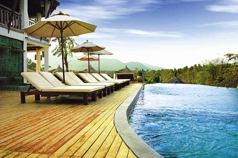 Aana ResortPool