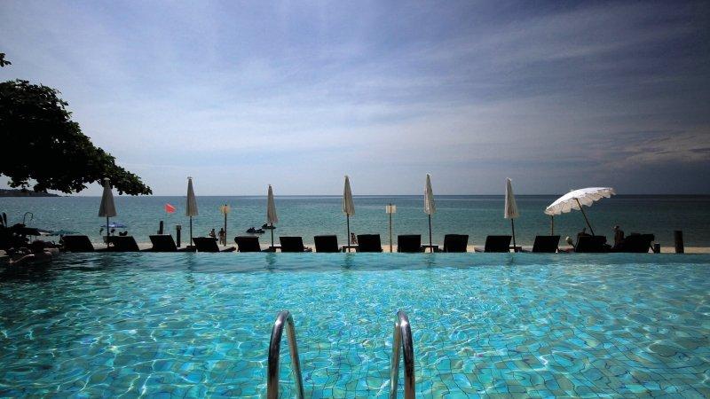 Lamai Wanta Beach ResortPool