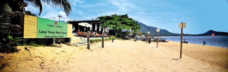 Lamai Wanta Beach ResortStrand