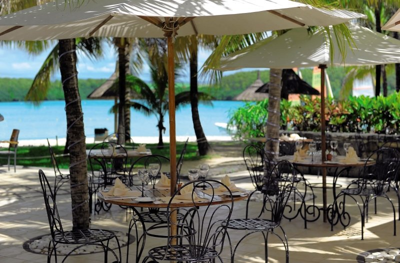 Beachcomber Shandrani Resort & SpaRestaurant