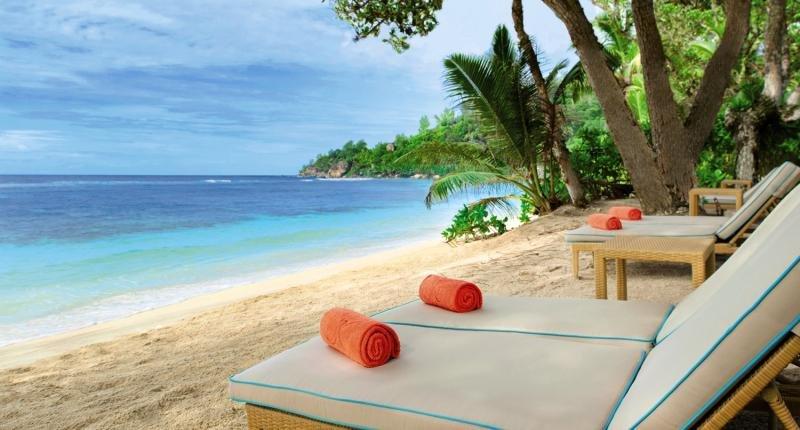 Kempinski Resort SeychellesStrand