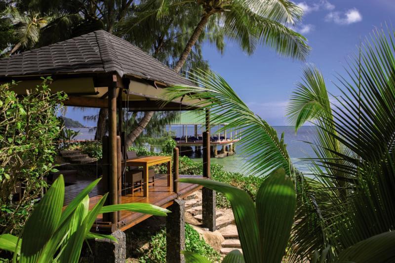 Coco de Mer Hotel & Black Parrot SuitesGarten