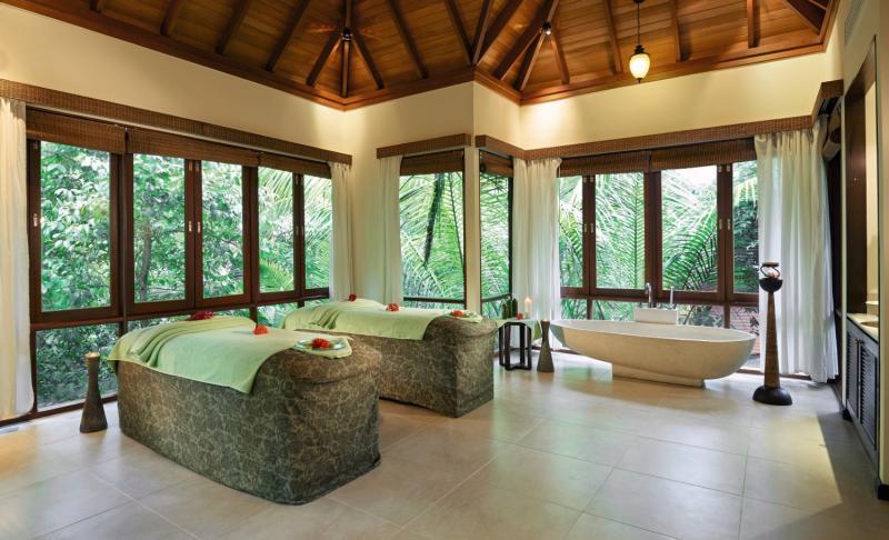Hilton Seychelles Labriz Resort & SpaLounge/Empfang