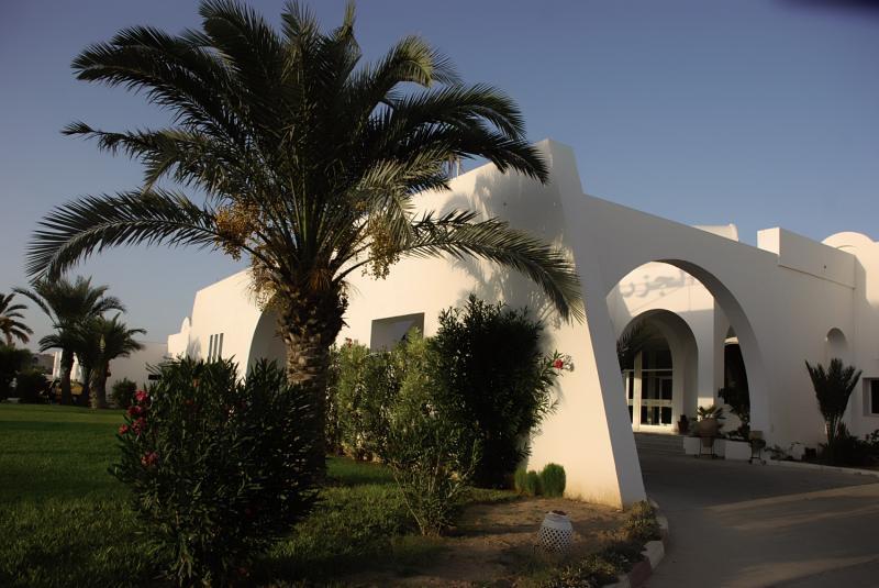 Palais Des IlesGarten