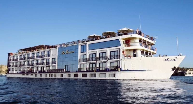 Nilkombi M/S Royal La Terrasse 5* & Bellevue Beach Hotel 4*