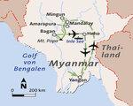 Rundreise Klassisches Myanmar