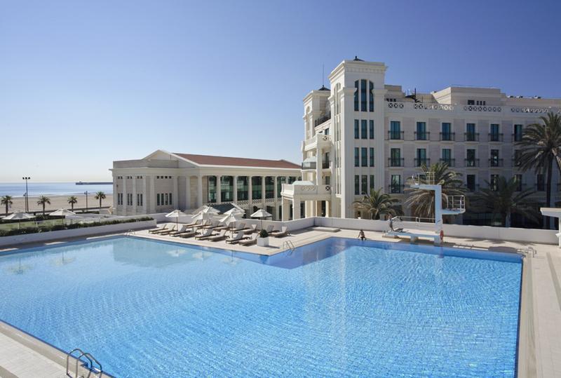 7 Tage in Valencia (València) Hotel Balneario Las Arenas