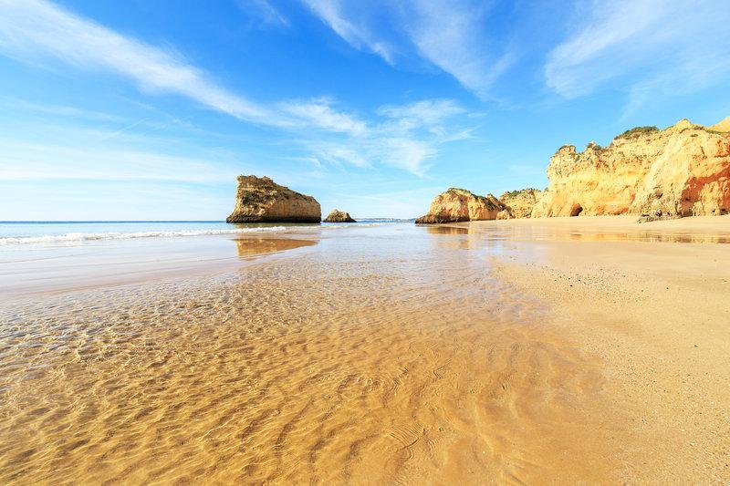 An der Algarve das Leben genießen…