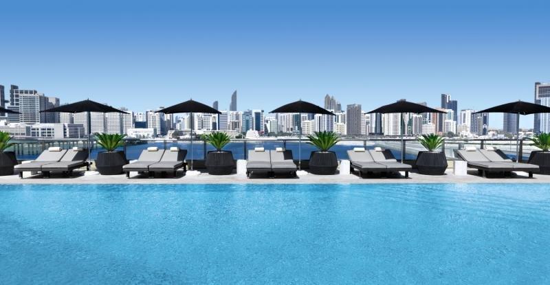 7 Tage in Abu Dhabi Four Seasons Hotel Abu Dhabi at Al Maryah Island