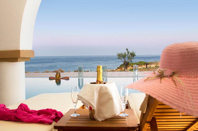 Luxusurlaub auf Rhodos mit Meerblick