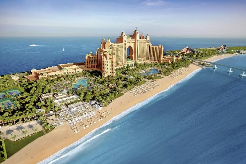Dubai ab 1261 €