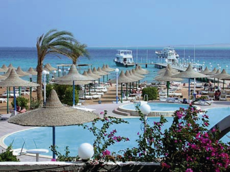 7 Tage in Hurghada Roma Hotel