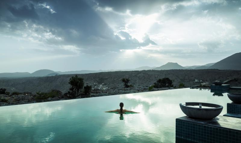 7 Tage in Jabal Al Akhdar Anantara Al Jabal Al Akhdar Resort