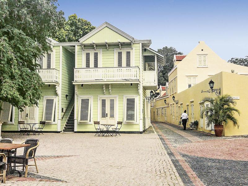 Kura Hulanda Village & Spa in Willemstad (Insel Curacao) ab 938 €