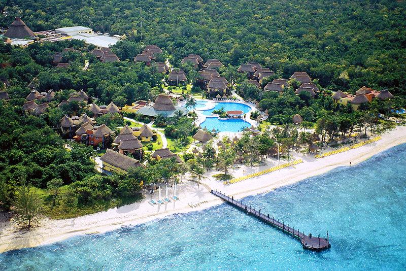 Euer Karibiktraum! Aktuell geht es günstig nach Cancún!