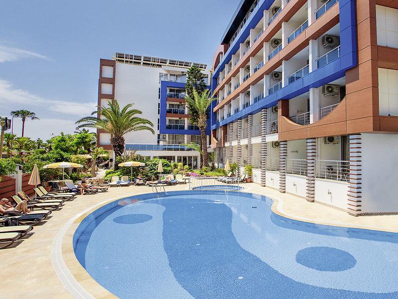 Gardenia Hotel Türkei