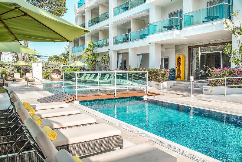 7 Tage in Rockley (Christ Church) South Beach Hotel