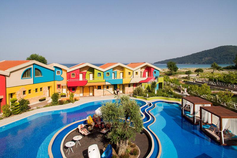 Chrissi Ammoudia - Golden Beach (Insel Thassos) ab 501 €