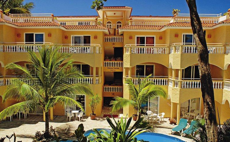 7 Tage in Cabarete Villa Taina