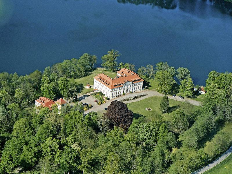 4 Tage Mecklenburgische Seenplatte Seeschloss Schorssow