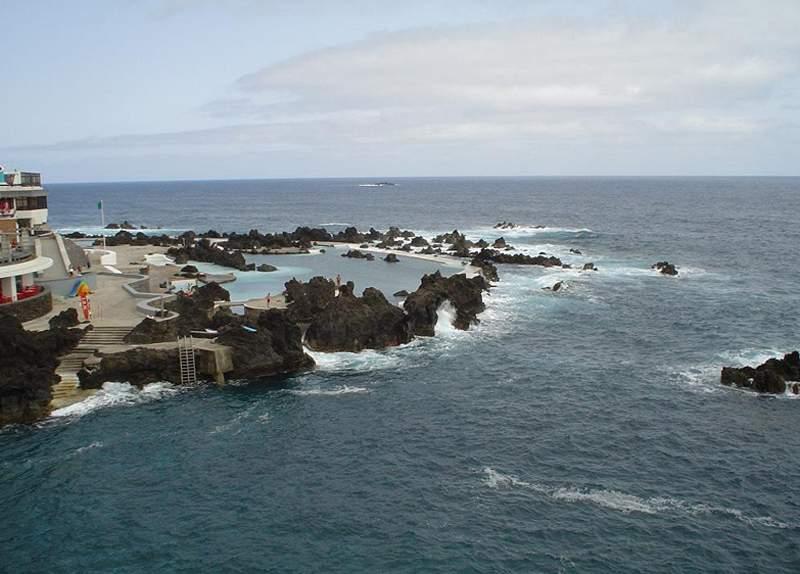 Porto Moniz (Insel Madeira)