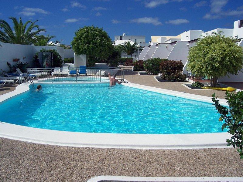 Luz Y Mar Apartments in Puerto del Carmen, Lanzarote P