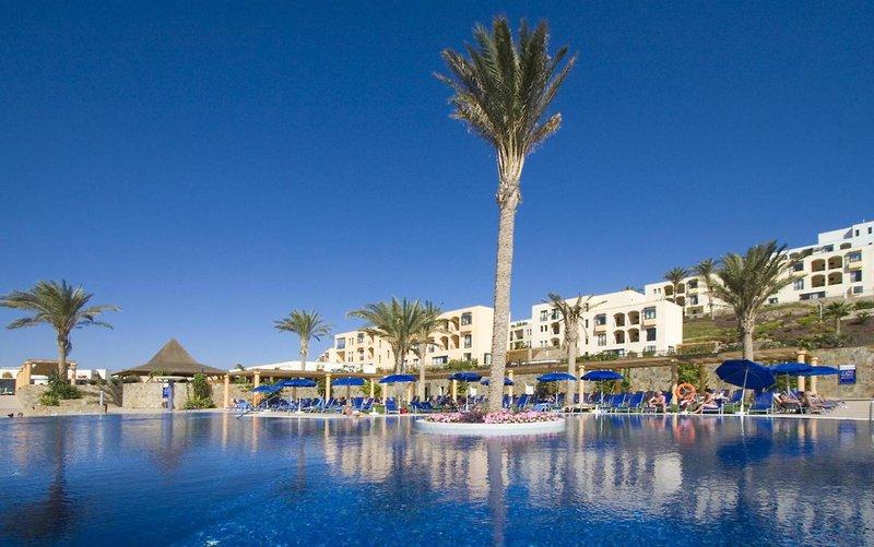 Playitas Aparthotel in Las Playitas, Fuerteventura A
