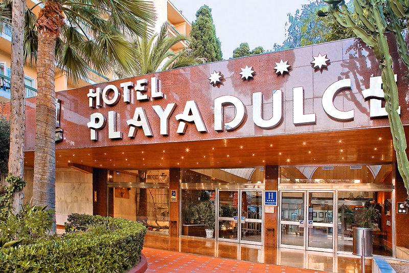 Playadulce in Aguadulce, Costa de Almería A