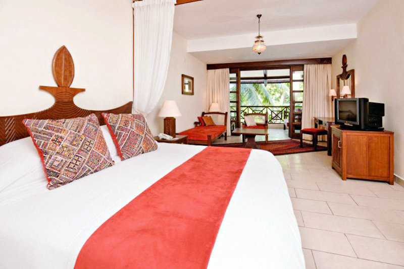 Neptune Beach Resort in Bamburi Beach, Kenia - Küste W