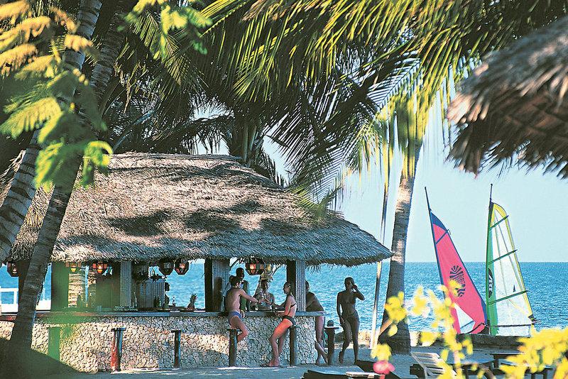 Neptune Beach Resort in Bamburi Beach, Kenia - Küste F