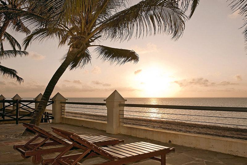 Neptune Beach Resort in Bamburi Beach, Kenia - Küste S