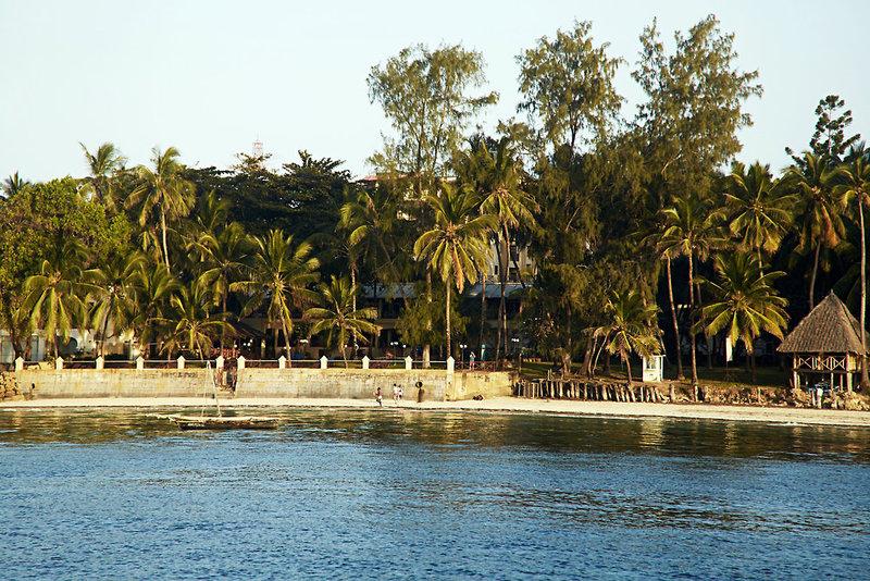 Neptune Beach Resort in Bamburi Beach, Kenia - Küste LS