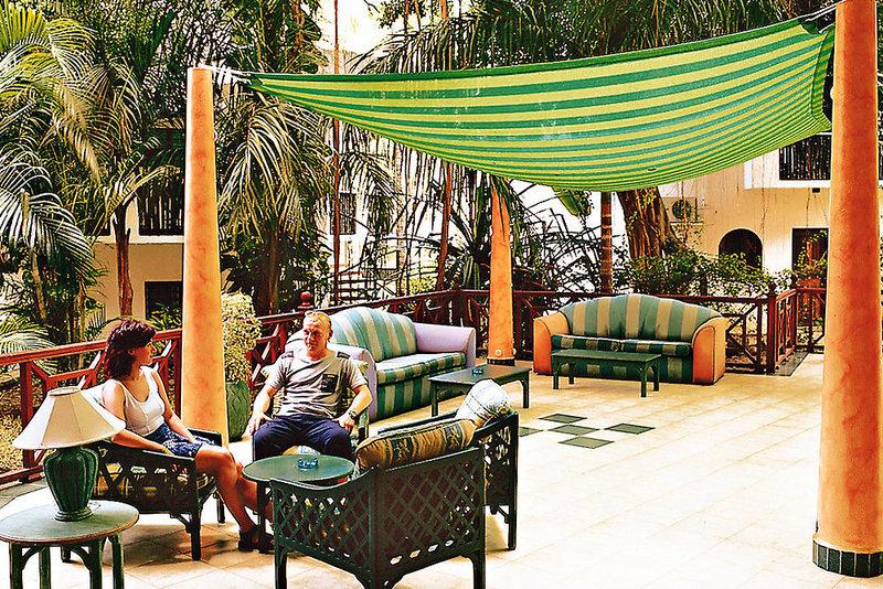 Neptune Beach Resort in Bamburi Beach, Kenia - Küste TE